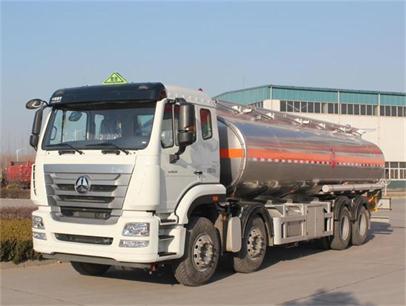 JYJ5325GYYE型铝合金运油车介绍